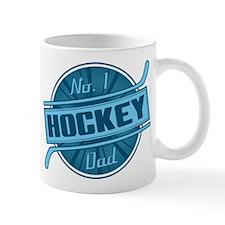 No. 1 Hockey Dad Mug