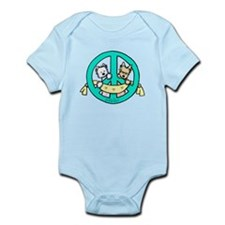 Terriers For Peace Infant Bodysuit