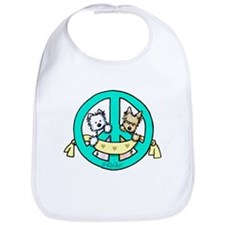 Terriers For Peace Bib