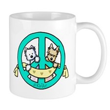 Terriers For Peace Mug