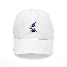 Merlin Westie Wizard Baseball Cap