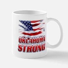 Oklahoma Strong (flag) copy Mug