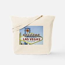 Welcome to Las Vegas Tote Bag
