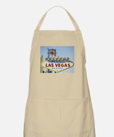 Welcome to Las Vegas BBQ Apron