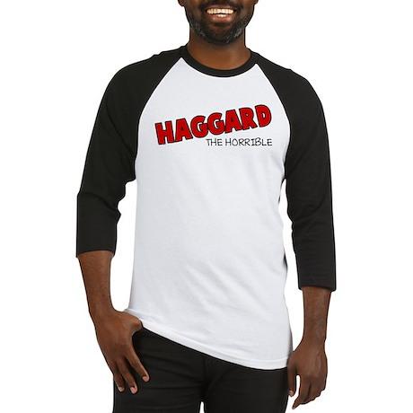 Haggard the Horrible Baseball Jersey
