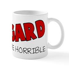 Haggard the Horrible Small Small Mug