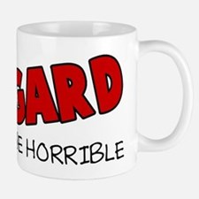 Haggard the Horrible Small Small Mug