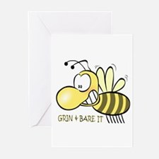 Grin and Bare It Greeting Cards (Pk of 10)