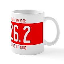 Road Warrior License Plates Mug