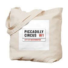 Piccadilly Circus, London - UK Tote Bag