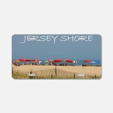 Unique Ocean surf Aluminum License Plate
