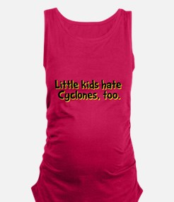 Little Kids Hate Cyclones Tank Top
