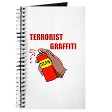 TERRORIST GRAFITTI Journal