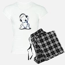 Call Center Westie Pajamas