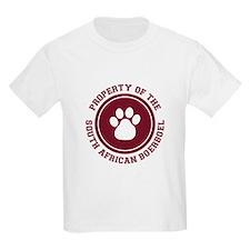 South African Boerboel Kids T-Shirt