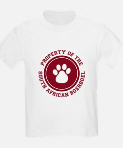 South African Boerboel Kids T-Shirt