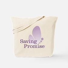 Saving Promise Tote Bag