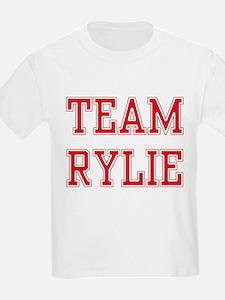 TEAM RYLIE  Kids T-Shirt