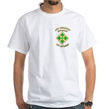 Army - Division - 4th Infantry Shirt