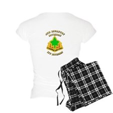 Army - Division - 4th Infantry Pajamas
