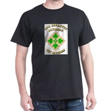Army - Division - 4th Infantry T-Shirt