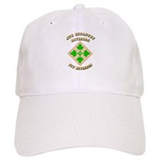 Army - Division - 4th Infantry Baseball Cap