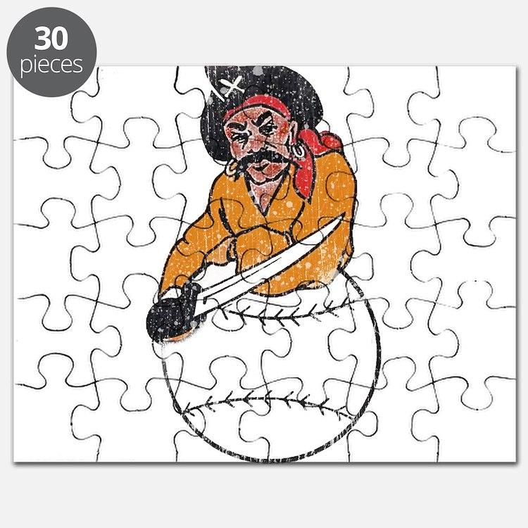 Throwback Pirates Puzzle
