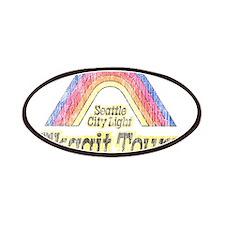 Retro Skagit Tours Patches