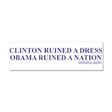 Obama communist Car Magnet 10 x 3