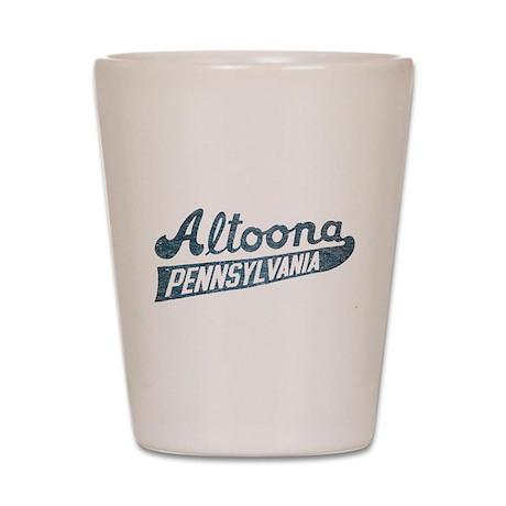 Altoona Penn Shot Glass