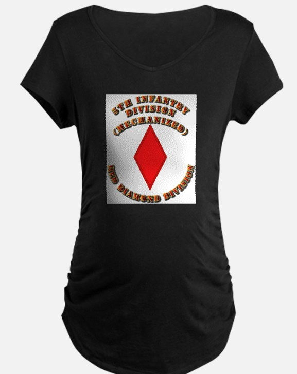 Army - Division - 5th Infantry T-Shirt