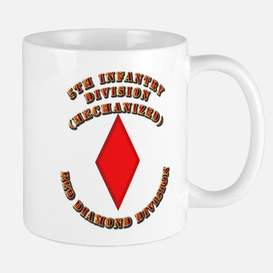 Army - Division - 5th Infantry Mug