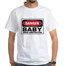 Baby Under Construction Shirt