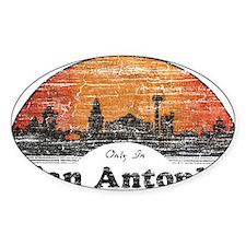 Vintage San Antonio Decal
