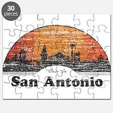 Vintage San Antonio Puzzle