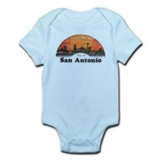 Vintage San Antonio Body Suit