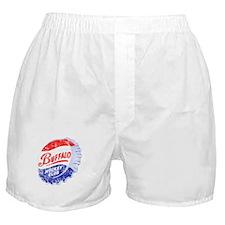 Vintage Buffalo Hockey Boxer Shorts