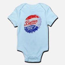 Vintage Buffalo Hockey Infant Bodysuit