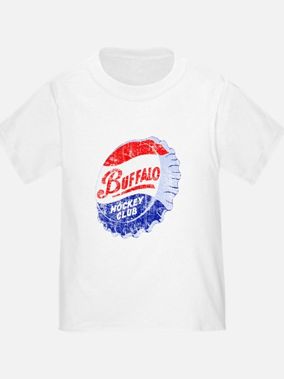 Vintage Buffalo Hockey T