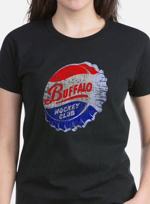 Vintage Buffalo Hockey Tee