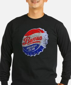 Vintage Buffalo Hockey T