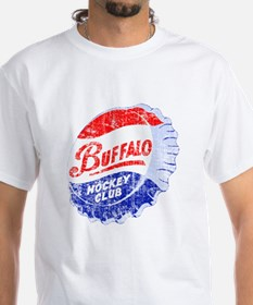 Vintage Buffalo Hockey Shirt