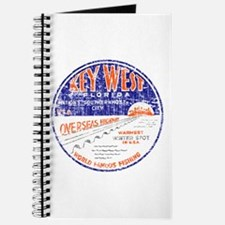 Vintage Key West Journal