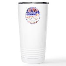 Vintage Key West Travel Mug