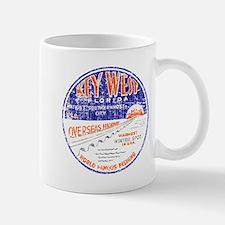 Vintage Key West Small Small Mug