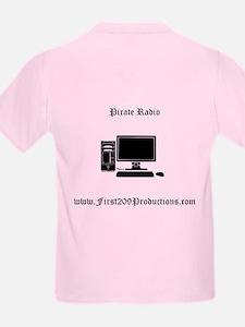 W-tf 32.9 (Basic) Pirate Radio T-Shirt