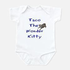 Wonder Kitty Infant Bodysuit