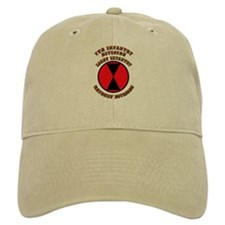 Army - Division - 7th Infantry Baseball Cap