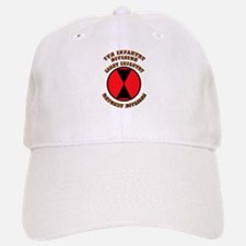 Army - Division - 7th Infantry Baseball Baseball Cap