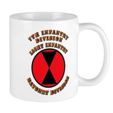 Army - Division - 7th Infantry Mug